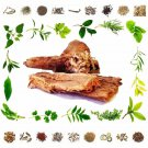 SARACA ASOCA-ASHOKA-Saraca Indica BARK Herbs-Organic-25 Gm
