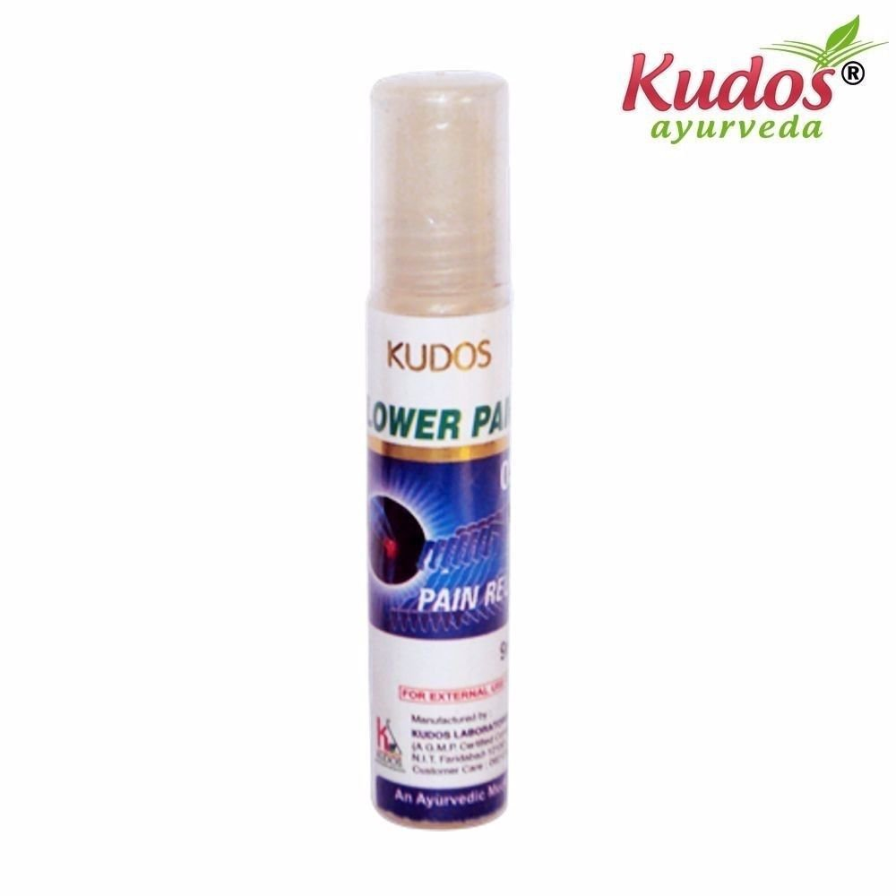 Kudos Flower Pain Oil-100% Pure Natural Herbals -9ml