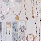 NEW $129 Wholesale Lot Fashion Jewelry Necklaces Earrings Bracelet CLEARANCE