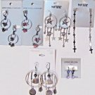 NWT $70 Wholesale Lot Dangle Earrings Fashion Jewelry NEW YORK & CO HOT TOPIC