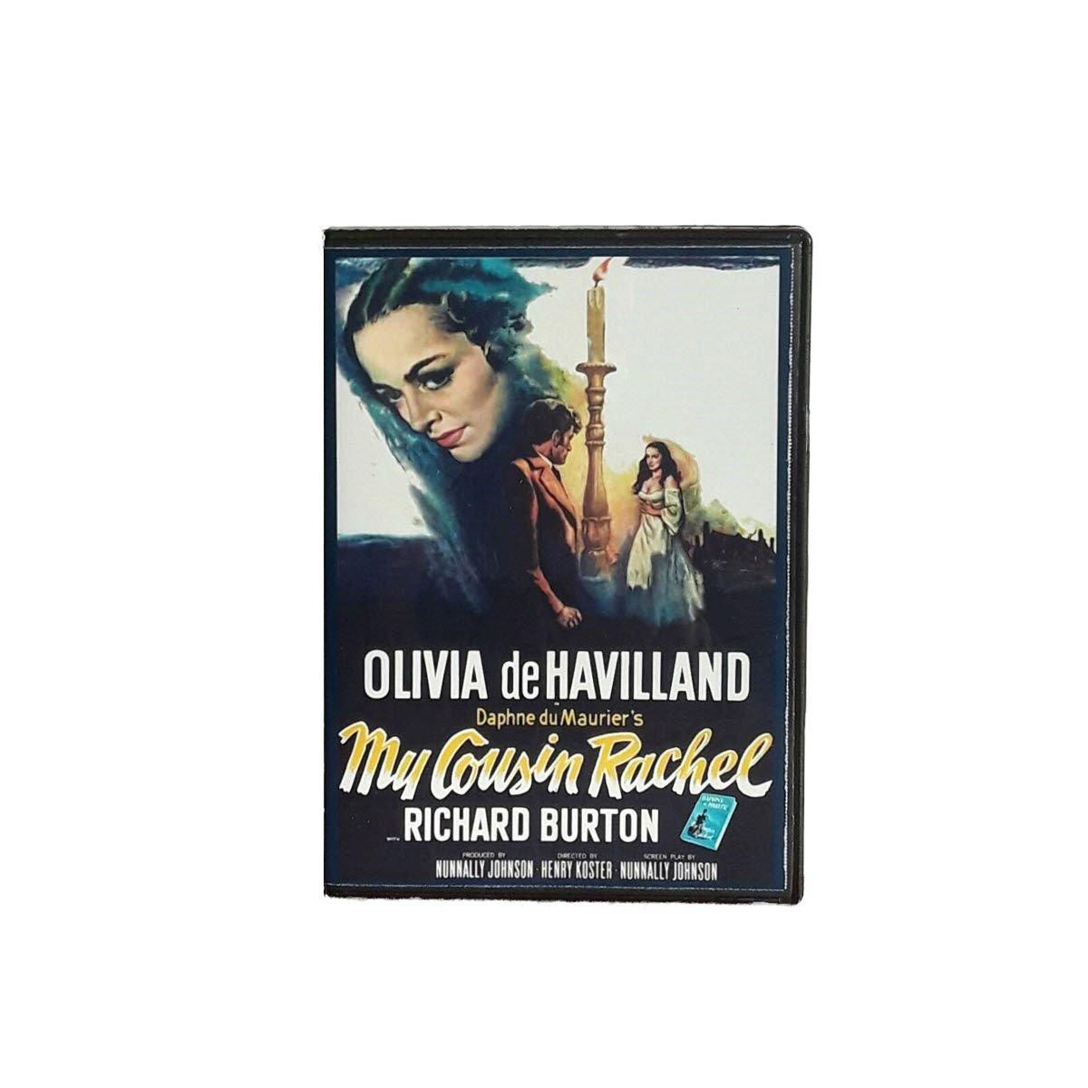 My Cousin Rachel 1952 Olivia de Havilland Mystery