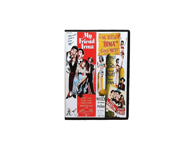 My Friend Irma 1949 Irma Goes West 1950 John Lund Jerry Lewis Dean Martin Comedy Set