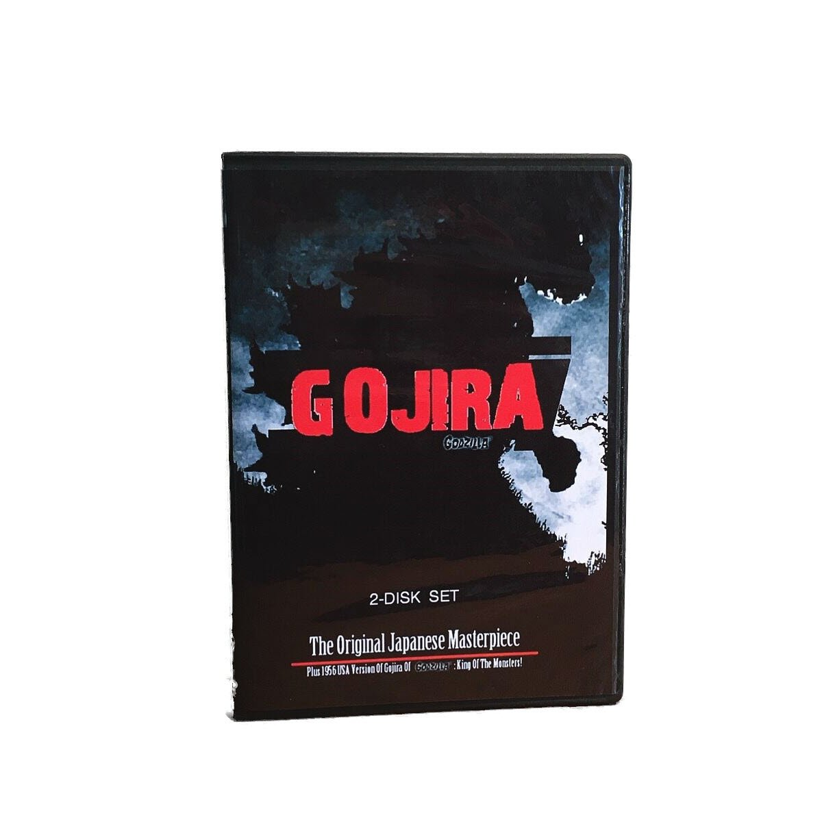 Godzilla 1954 King of the Monsters 1956 2 Disk DVD Set Horror Sci-Fi