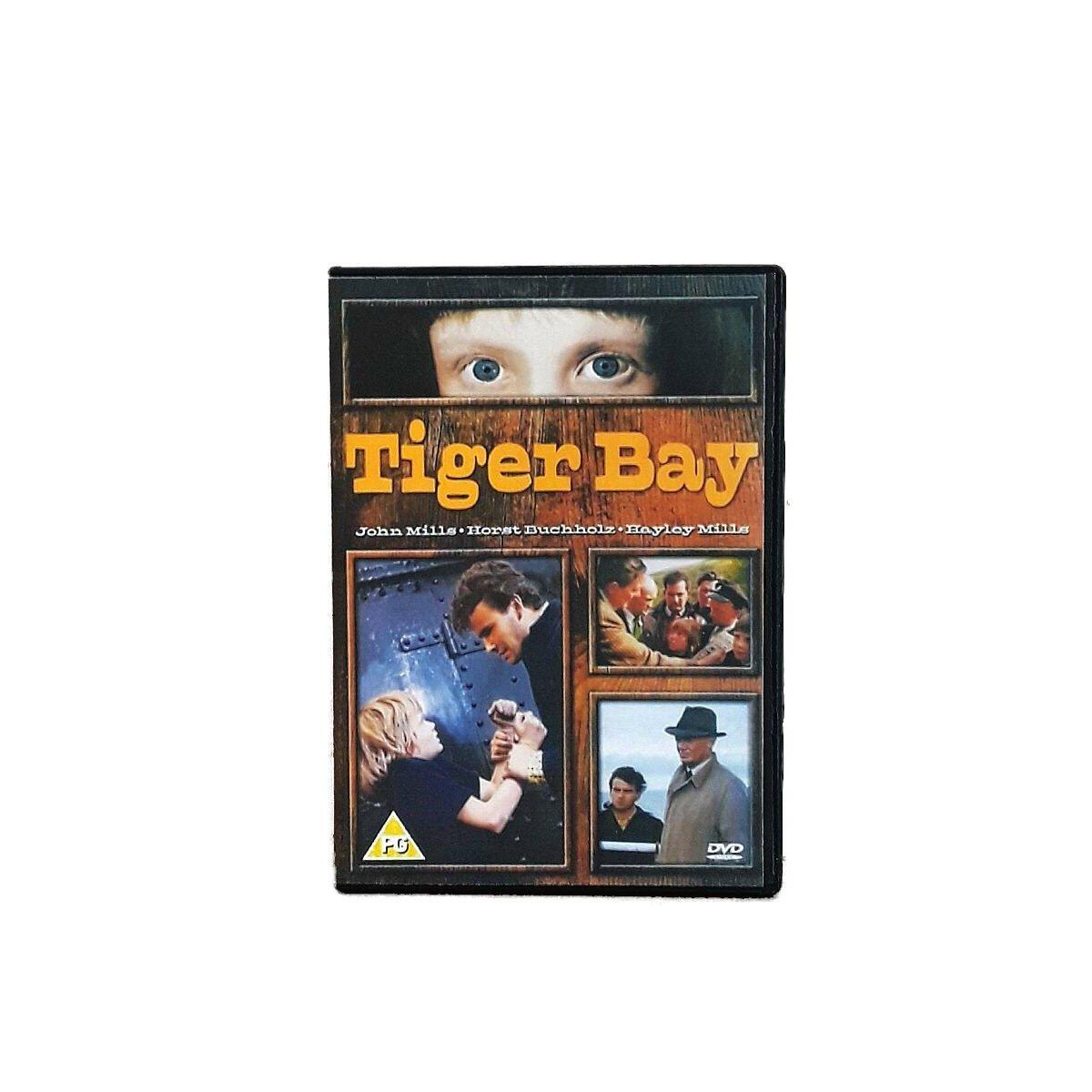 Tiger Bay 1959 Hayley Mills Thriller Crime Drama