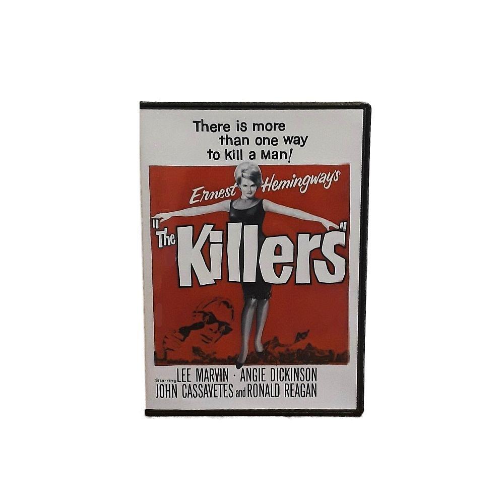 The Killers 1964 Lee Marvin Angie Dickenson Adventure Drama
