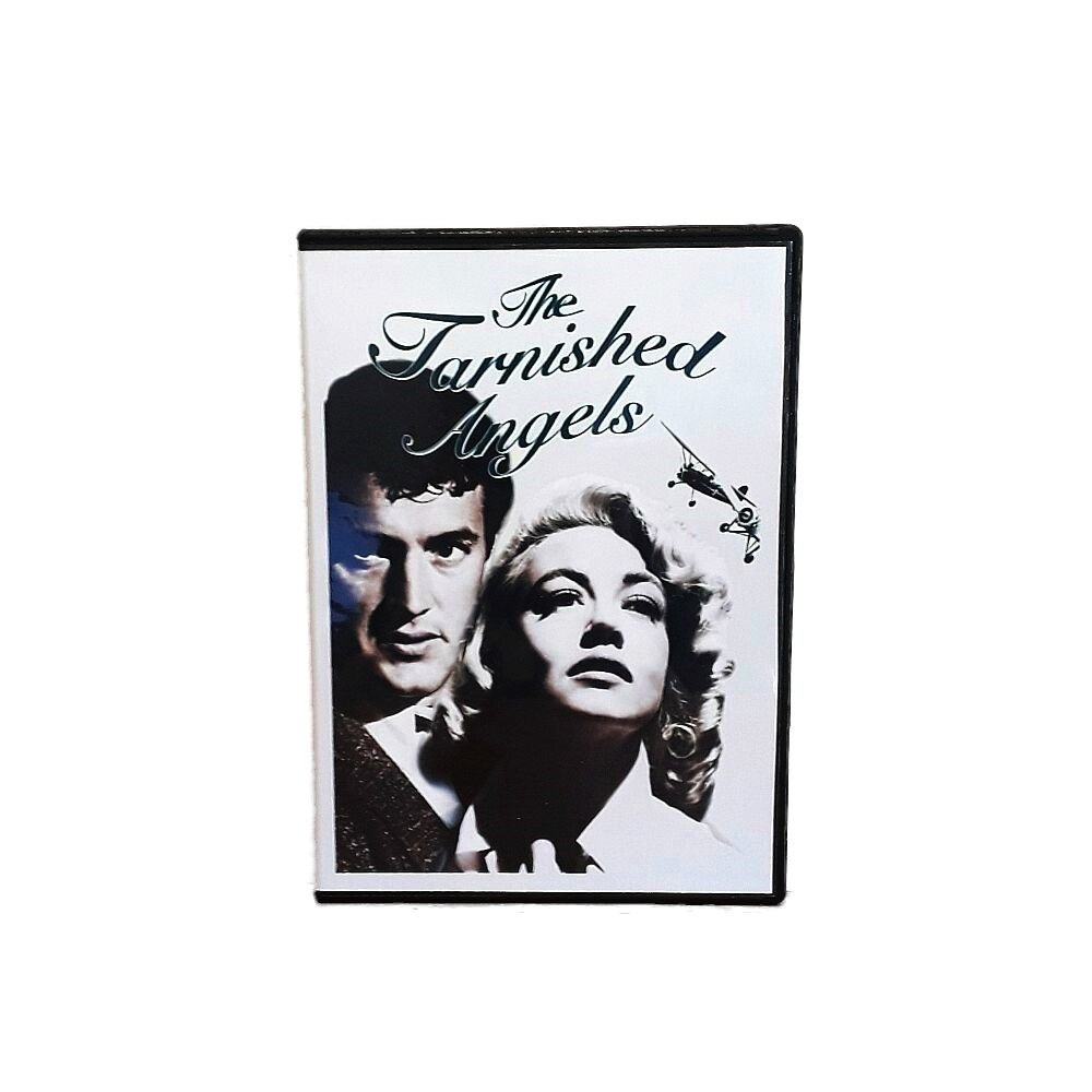 The Tarnished Angels 1957 Rock Hudson Action Adventure