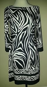 Intermission womens shift dress size 6 waist 30