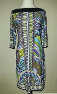 Soho Apparel Ltd womens shift dress size 6P