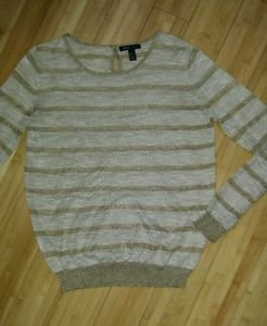 MNG mango womens top blouse size M