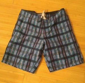 Active swimwear mens beach shorts surf 2 pockets