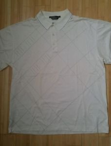 Nike original tiger woods collection golf mens polo tee shirt size L