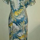 Womens shift long dress size 10