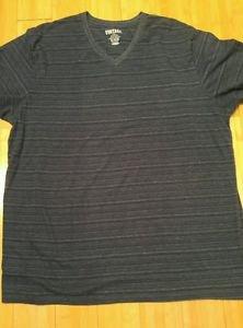 Old navy vintage mens t-shirt tee size XL blue short sleeve