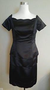 Fashions by erika women dress size M black