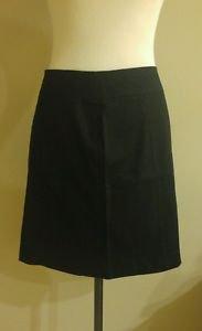 Geoffrey beene womens pencil skirt size 2 waist 28 black