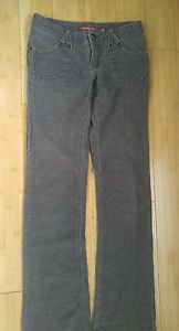 Unionbay corduroy jean junior women teen waist 28