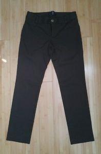 Inc international concept womens trouser pant size 29 brown