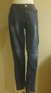 Mossimo womens skinny premium jean denim boot cut size 10R fit 3