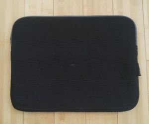 Targus laptop hand portfolio soft case size 16 to 17 black