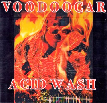 "VOODOOCAR ""Acid Wash"""