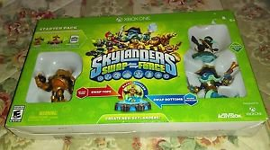 Skylanders SWAP Force Starter Pack Xbox One - New Sealed *Free Shipping*