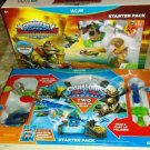 2 Skylanders Starter Pk Bundles Superchargers & Trap Team (Nintendo Wii U, 2013)