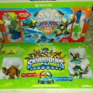 2 Skylanders Starter Pack Bundles: Trap Team & Swapforce (Xbox One) *New Sealed*