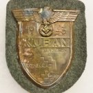 WWII GERMAN KUBAN BATTLE CAMPAIGN SHIELD