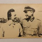 WWII GERMAN NAZI SS SOLDIER PHOTO - ORIGINAL