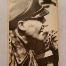 WWII GERMAN NAZI SS SOLDIER PHOTO - ORIGINAL