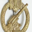 WWII GERMAN ARMY FLAK BADGE