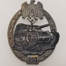 WWII GERMAN NAZI PANZER ASSAULT BADGE - SPECIAL GRADE 25