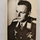 WWII GERMAN NAZI LUFTWAFFE PILOT PORTRATURE PHOTO