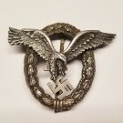 WWII GERMAN NAZI LUFTWAFFE PILOT BADGE