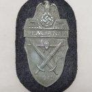 WWII GERMAN NAZI LUFTWAFFE ISSUE DEMJANSK CAMPAIGN SHIELD