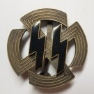 WWII GERMAN NAZI SS PROFICIENCY BADGE - BRONZE GRADE