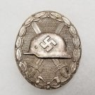 WWII GERMAN WOUND BADGE - SILVER GRADE