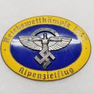 WWII GERMAN NAZI NSFK FLIGHT BADGE