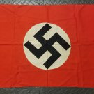 WWII GERMAN NAZI PARTY FLAG - 22 X 34""
