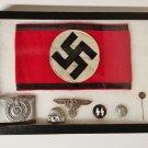WWII GERMAN NAZI SS GROUPING
