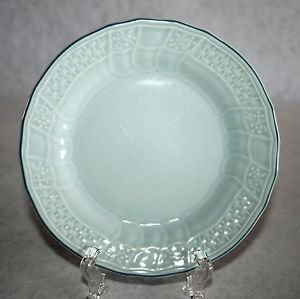 Mikasa Precious Blue Cherbourg Bread & Butter Plate MULTIPLES AVAILABLE