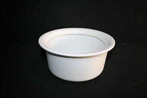 Block Spal Portugal Lisboa White Round Casserole Baking Dish Bowl
