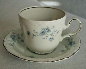 Johann Haviland Blue Garland CoffeeTea Cup & Saucer MULTIPLES AVAILABLE