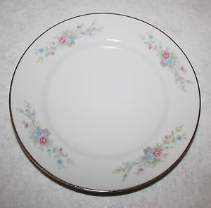Florenteen Fantasia Fine China Bread & Butter Plate Pink MULTIPLES AVAILABLE