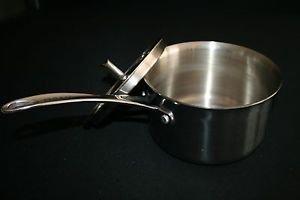 Tivoli Stainless Steel 2 Quart Qt. Sauce Pan