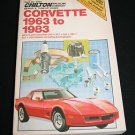 Chilton Chevrolet Corvette 1963-1983 Repair Manual : CH6843
