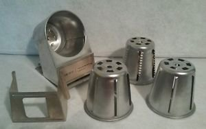 Vintage Sears Kenmore Salad Maker Attachment 8304 for Hostess Center 8300 blades