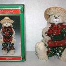 House of Lloyd Christmas Around The World  Porcelain Floyd Doll Bunny MIB