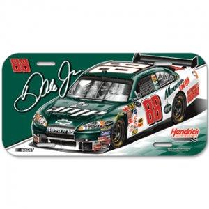 Dale Earnhardt Jr. Mt. Dew/AMP #88 License Plate