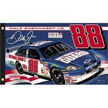 Dale Earnhardt Jr. 2008 National Guard Car Flag 3'X5'